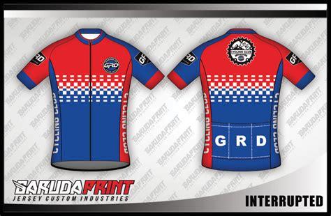 desain jersey yang keren koleksi desain jersey sepeda gowes 03 garuda print page
