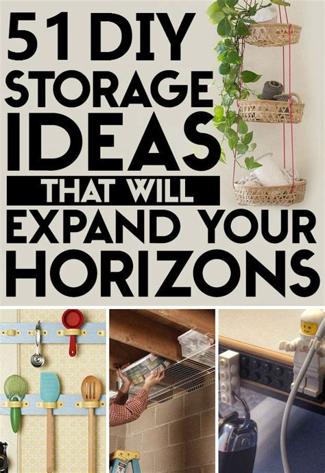 diy solutions 51 diy storage solutions i luv diy