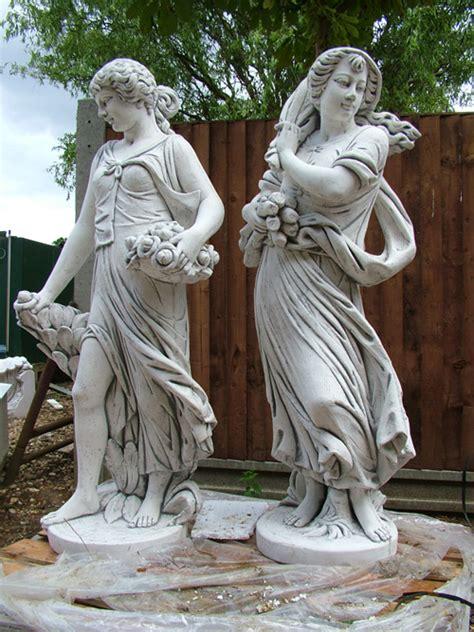 Concrete Garden Statues by Concrete Garden Statues Christian And Garden Decor
