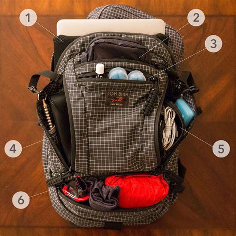 ultralight packing list   pack light travel   bag
