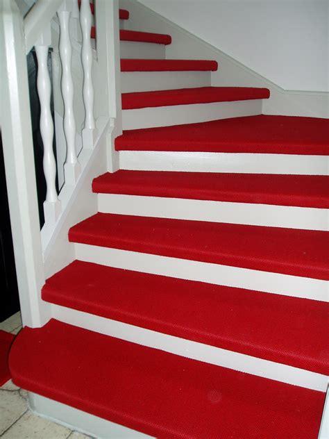 treppenhaus teppich speziell angefertigte stufenmatten gembinski teppiche