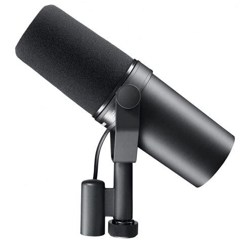 Shure Sm7b shure sm7b vocal microphone world of
