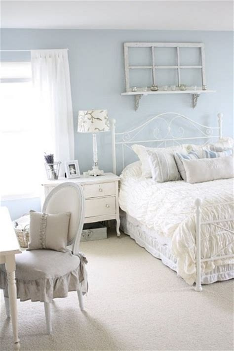 light blue and white bedroom ideas habitaciones decoradas en blanco decoraci 243 n de