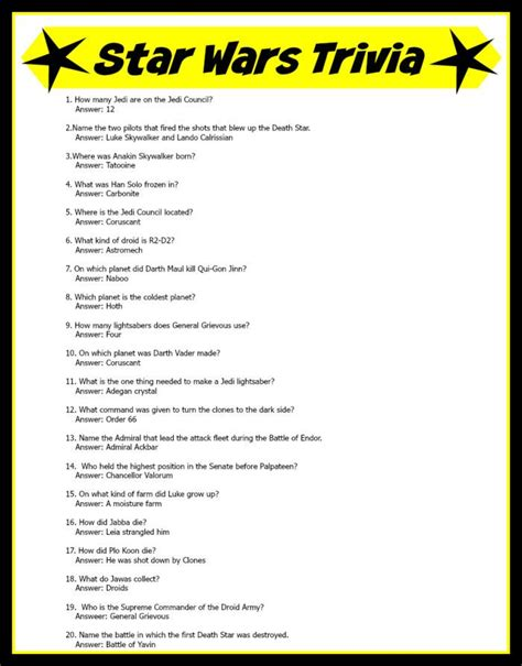 printable quiz cards best 25 trivia questions ideas on pinterest trivia