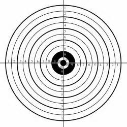 pics shooting target coloring printable bullseye shooting target coloring