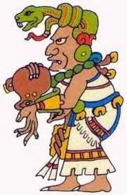 imagenes de los mayas incas y aztecas ah muzencab dios de las abejas y la miel dioses mayas
