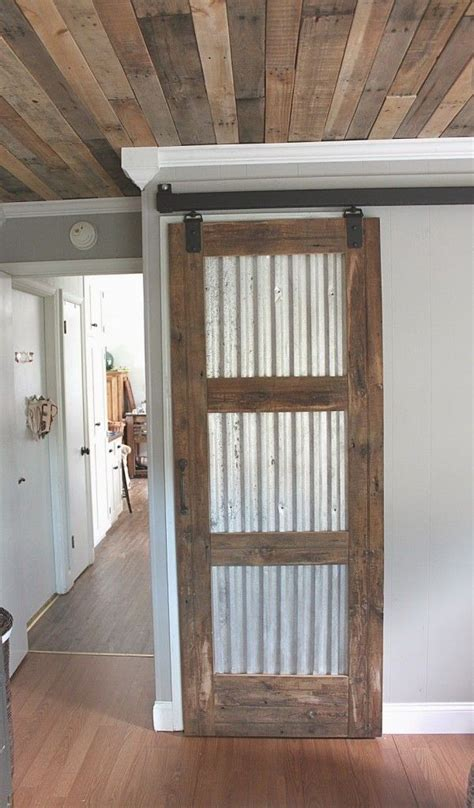 Rustic Style Barn Door Modern Industrial Modern Industrial Barn Doors