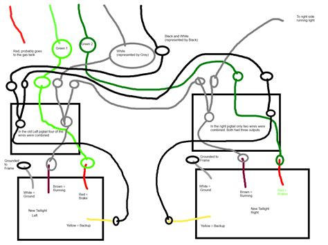 cj5 taillight wiring harness diagram 36 wiring diagram