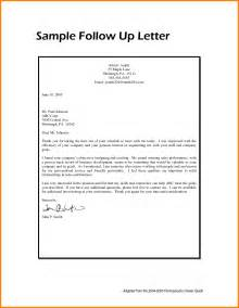 Scholarship Follow Up Letter Sle Follow Up Letter Best Letter Sle
