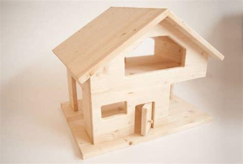 Handmade Wooden Doll Houses - wooden doll house for children handmade