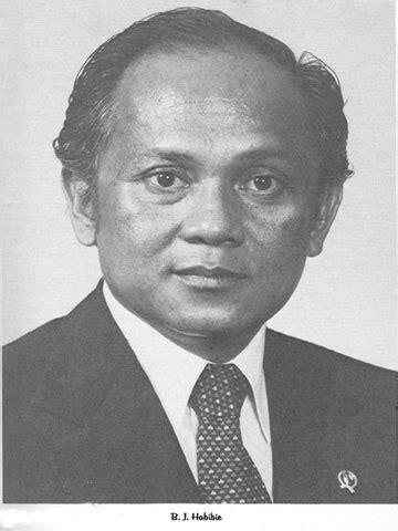 biografi prof habibie koleksi citra situs web kepustakaan presiden presiden