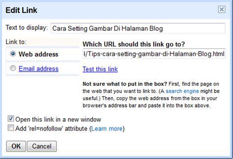 membuat link singkat tips cara membuat link pada artikel blog tip or tips