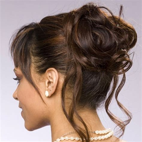 haircut on thin haut images wedding updos for medium length hair
