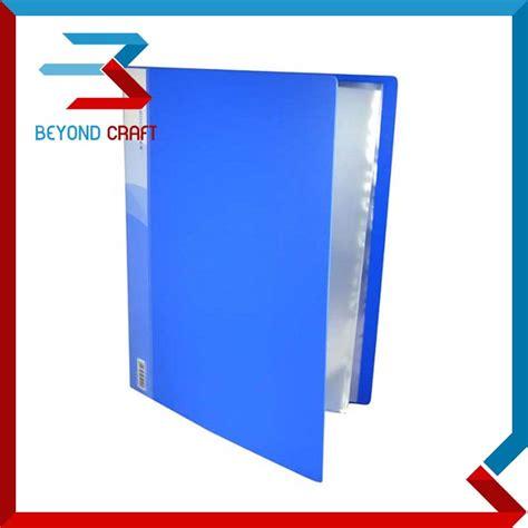 Harga Clear Folder A4 a4 folder a4 buku yang jelas jelas 10 kantong file folder