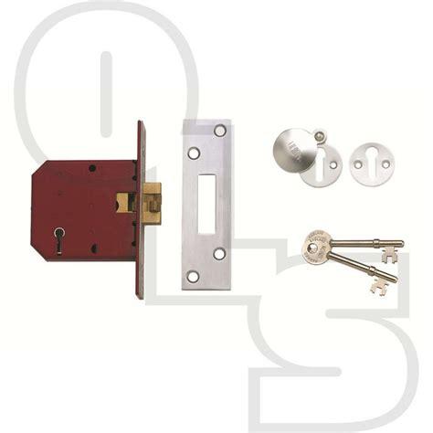 Deadlock Door Knob by Union 5 Lever Sliding Door Deadlock