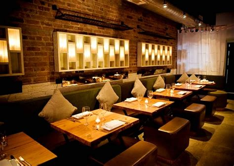 4 ideas to create amazing restaurant wall design home