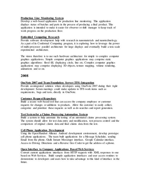 capstone template sle capstone projects from 2005