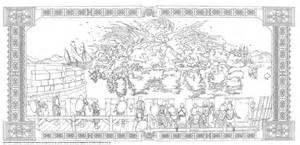 thrones colouring book ideas of thrones a new coloring book let s you color in