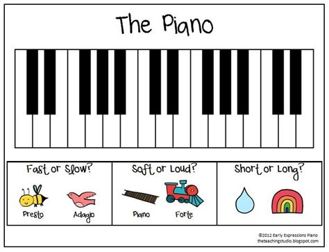 printable music games for kindergarten 7 best charts images on pinterest music ed music