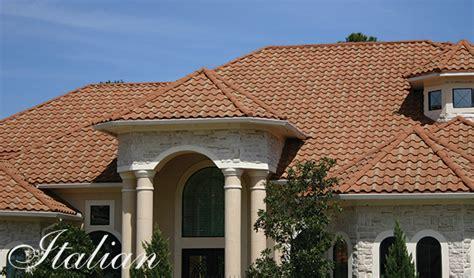 stone coated steel villa tile sophisticated strength decra