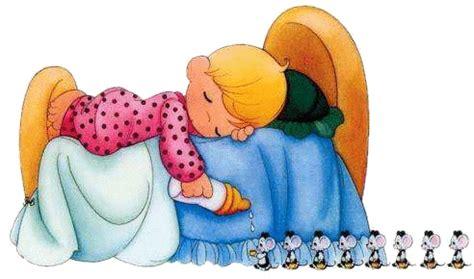 imagenes oniricas para dormir dormir ni 241 os en dibujo imagui