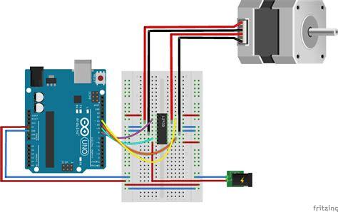 code arduino stepper stepper motor arduino code impremedia net