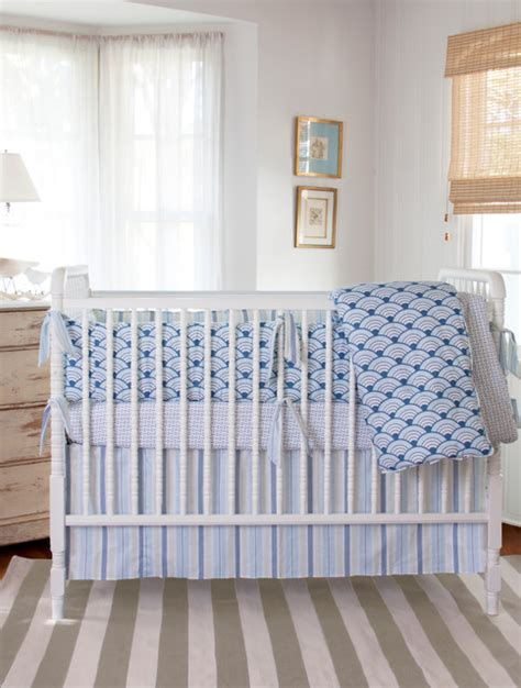 Contemporary Crib Bedding Nursery Crib Bedding Contemporary Baby Bedding Los Angeles By Tatum