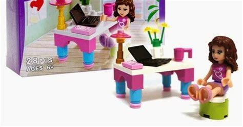 Lego Friends Bela 10126 mainan anak edukatif lego friends bela 10126 s desk