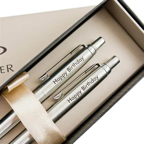 personalized engravings engraved pens personalise your pen with an inscription