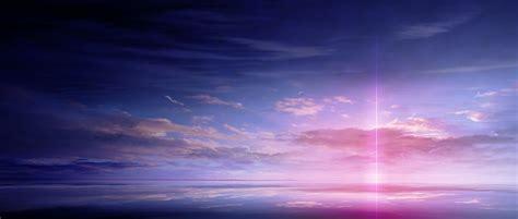 horizon sea sky hd wallpapers desktop  mobile