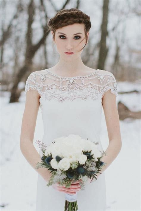 hair accessories bhldn wedding dresses winter bridal session featuring the harlow gown and