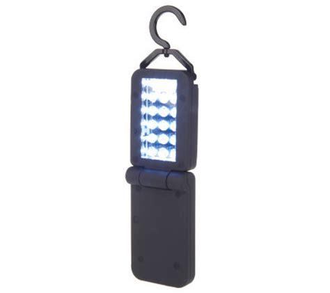 high intensity led light bulbs cobra high intensity cordless flip light w 18 led bulbs