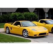 Yellow Acura NSX  BenLevycom