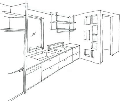 kitchen design sketch coming soon sawyer house residential remodel