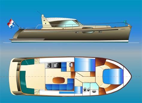 motorboten met open kuip steeler yachts introduceert de ng38 en ng38 cabrio een