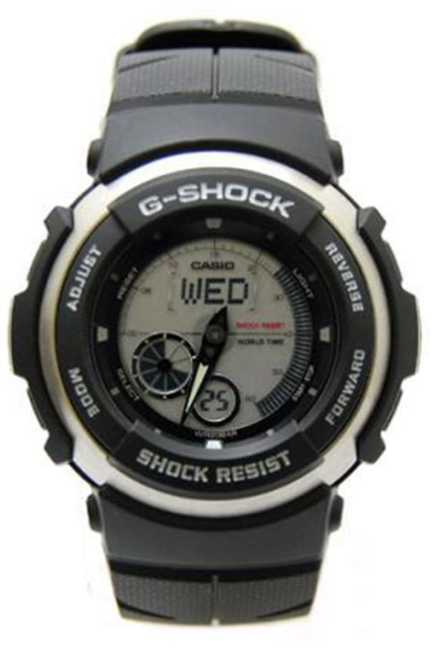 Casio G 301br 1a outlet casio g shock g 301br 1a outlet horloges bij