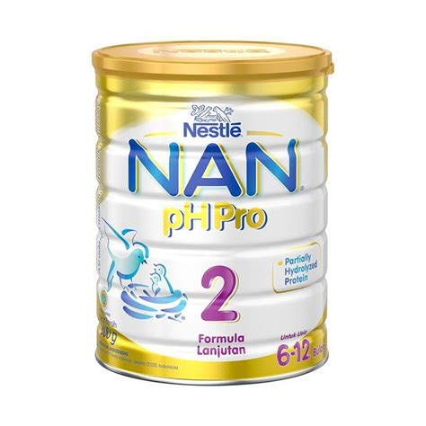 Formula Produk Nestle Jual Nestle Nan Phpro 2 Formula 800 Gr
