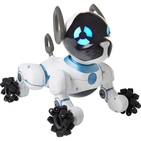 wowwee chip robot robot wowwee robotics chip roboterhund from conrad