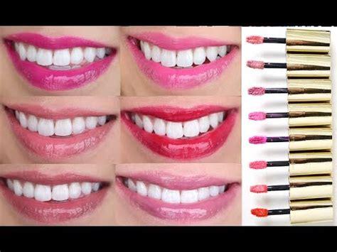 Loreal Lipstick Tint Caresse Liptint Lipgloss Ombre Lip Ori bad or rad l oreal infallible 24hr lip colour doovi