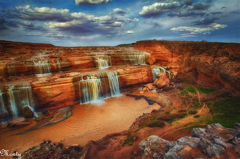 Grande Fall elevation of grand falls arizona usa maplogs