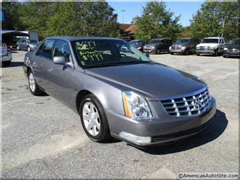 2007 Dts Cadillac For Sale 2007 Cadillac Dts For Sale Carsforsale
