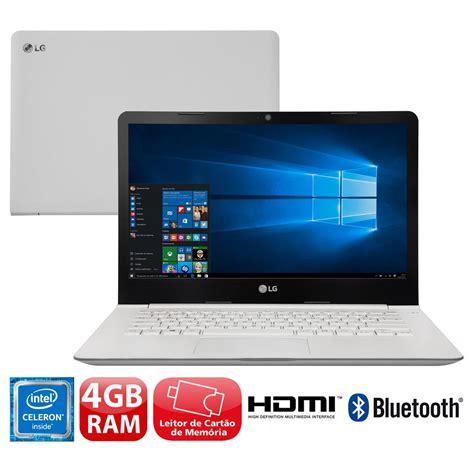 Hp Lg Quadcore notebook lg ultra slim 14u360 l bj36p1 intel 174 4gb 500gb leitor de cart 245 es hdmi