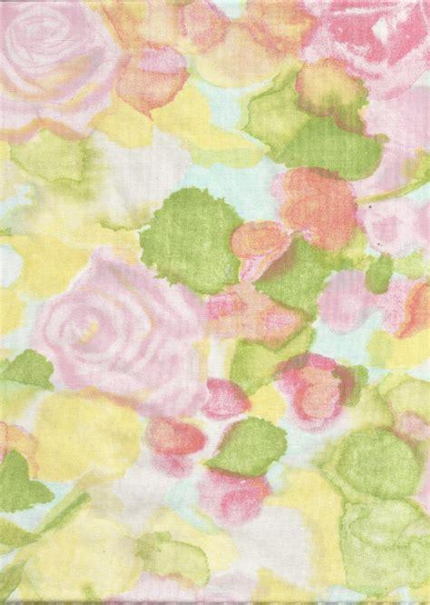 sheet fabric vintage sheet fabric vintage floral fabric vintage fabric