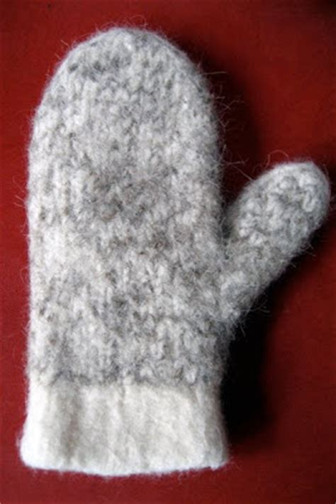 pattern felted mittens free free knitting pattern for felted mittens knitting pattern