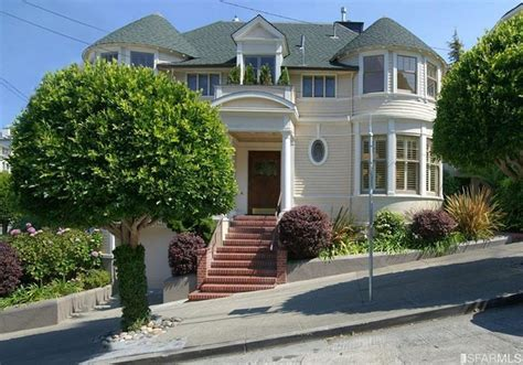 houses for sale in san francisco iconic mrs doubtfire house for sale in san francisco