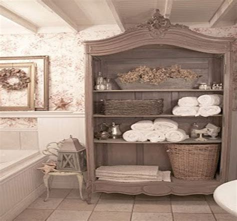 shabby chic bathroom for the home pinterest