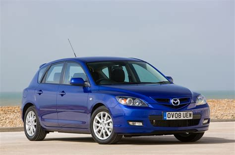 how much is a mazda mazda 3 hatchback review 2004 2008 parkers