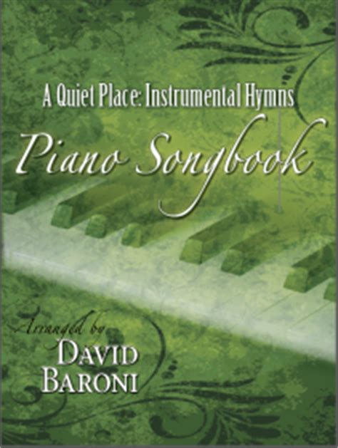 A Place David Baroni Power Box Gt Songbooks
