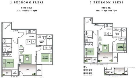 layout key plan botanique floor plans botanique bartley condo floor plan
