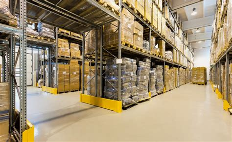 warehouse building access control systems electronic